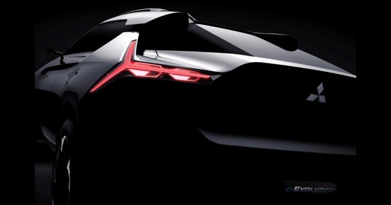 Esimakua Mitsubishin uudesta sähköisestä konseptimallista