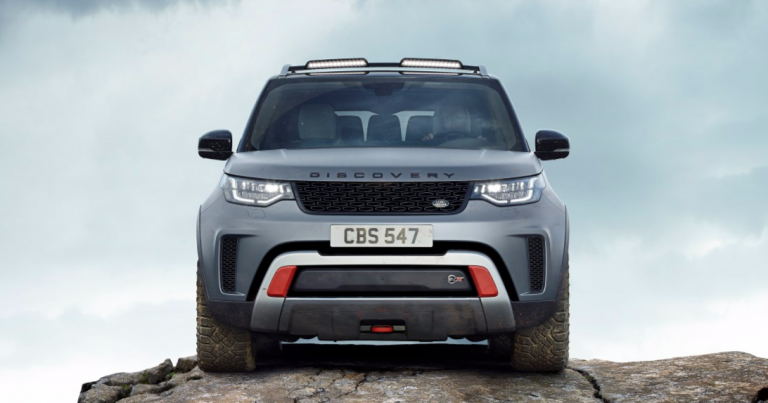 Tämä Land Roverin erikoismalli valmistetaan käsityönä