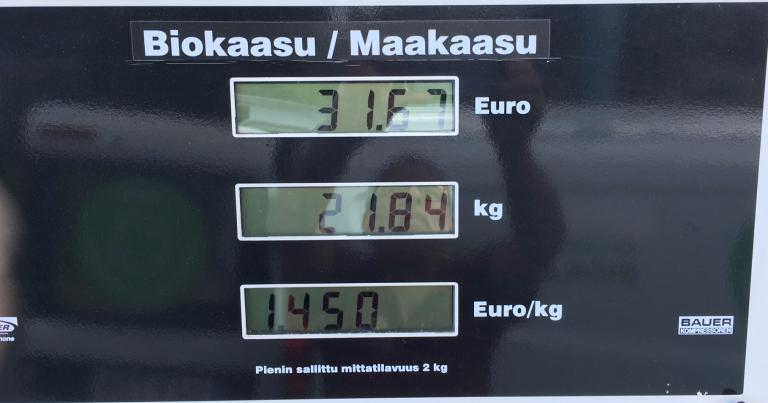 Ikea-asiakkaille myös kaasua autoihin