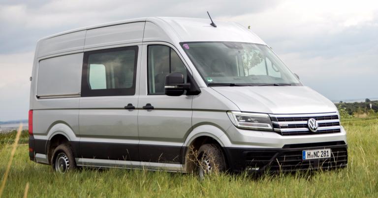 Autotoday tutustui: Uusi Volkswagen Crafter – tekniikan täyttämiä malleja joka lähtöön