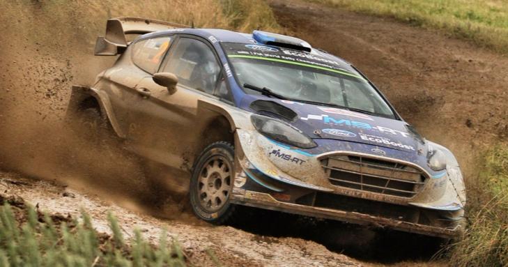 WRC: Ott Tänakista uusi Toyota-kuski Juho Hännisen tilalle