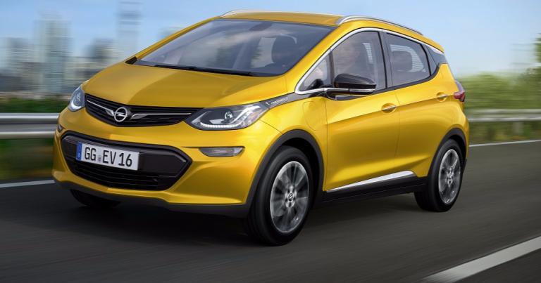 Sähköautoilun tuskaa: Jos nyt ostat Norjassa Opel Ampera-e-mallin, saat sen vasta vuonna 2019!