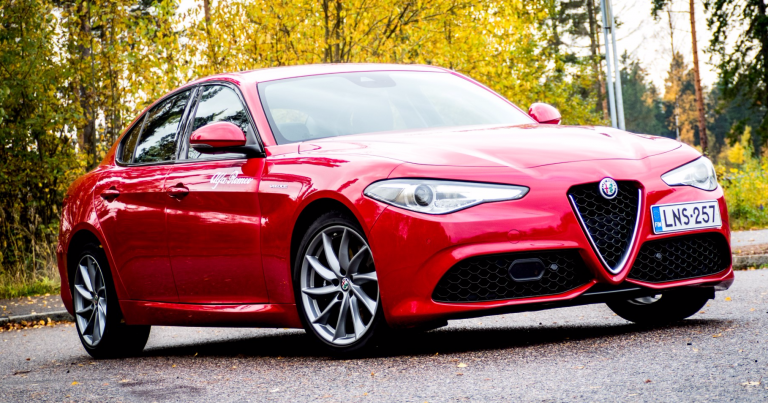Autotoday testasi: Alfa Romeo Giulia – Italian kaunotar saksalaisilla ajo-ominaisuuksilla