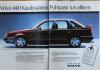 """Päivän automainos: """"Volvo 440 Katalysaattori. Puhtaasti turvallinen."""""""
