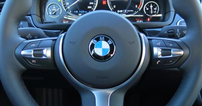 Yli 20:stä BMW:stä anastettiin turvatyynyjä, näyttöjä ja ohjauspyöriä