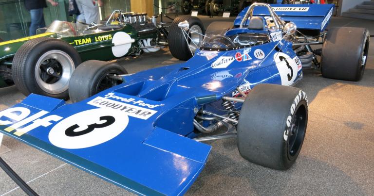 Päivän F1-auto: Tyrrellin ensimmäinen auto ei ikinä päässyt maaliin