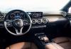 Ensi vuonna tuleva Mercedes-Benzin A-sarja kasvaa kokoa