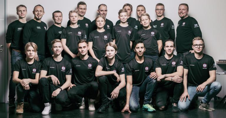 Nämä 15 kuljettajaa valittiin autourheilun juniorimaajoukkueeseen