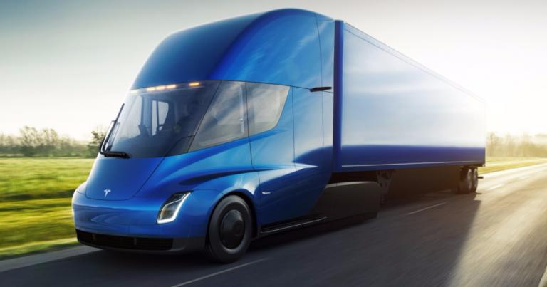 Ny Teknik: Kuorma-autojen ulkonäkö muuttuu Euroopassa