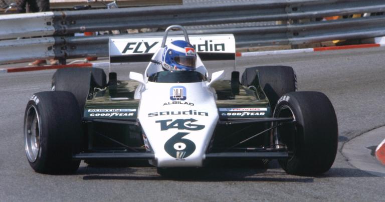 Päivän F1-auto: Keke Rosbergin mestaruusauto