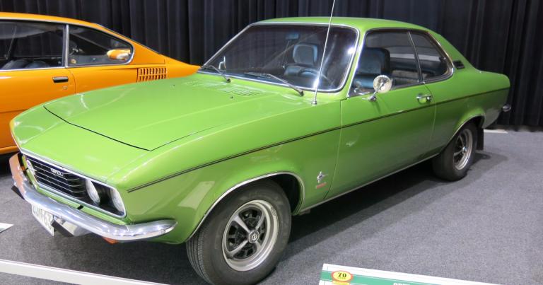 Päivän museoauto: General Motorsin vastine Ford Caprille