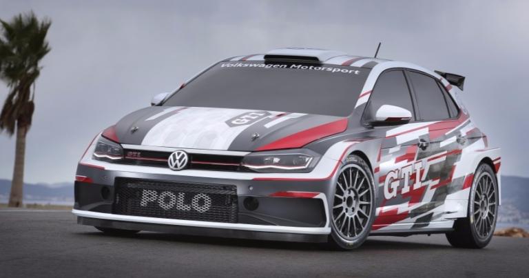 Tältä näyttää Volkswagenin uusi Polo-ralliauto