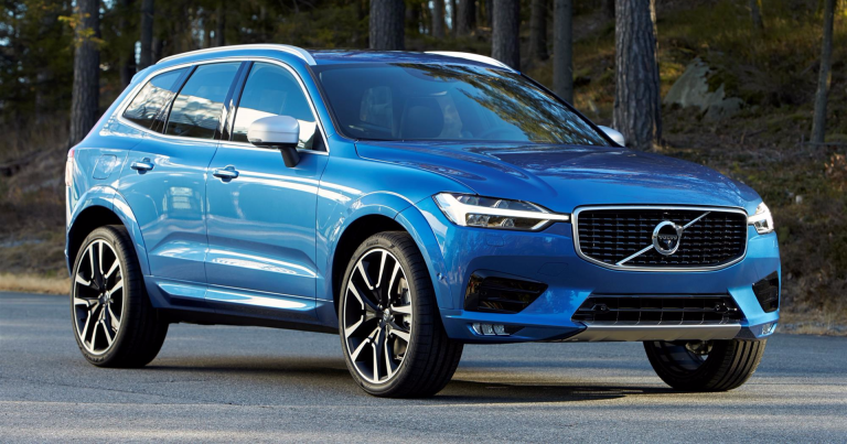 Vuoden Auto -äänestys: Volvo XC60 on lukijoidemme ehdoton suosikki