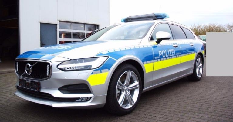 Päivän poliisiauto: Saksan poliisin yllättävä valinta autobahn-valvontaan