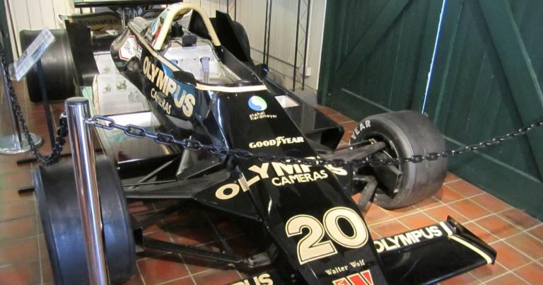 Päivän F1-auto: Tällä autolla Keke Rosberg ajoi ensimmäisenä suomalaisena F1-sarjan palkintopallille