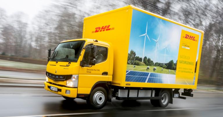 Sähköisiä kuorma-autoja on jo Euroopassa markkinoilla, Fuson ensimmäiset toimitettu asiakkaille