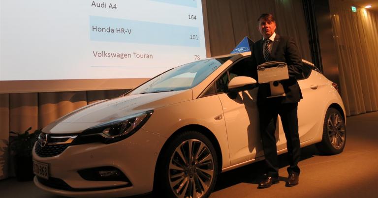 Vuoden Auto Suomessa -finaalissa on ollut jo 14 eri merkkiä