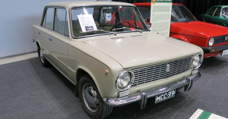 Päivän museoauto: 1970-luvun Suomen merkittävin automalli