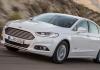 Ford Mondeon hybridimalli maksaa runsaat 35 000 €