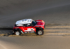 Dakar-ralli: Hirvosen niskakipu hidasti menoa - jäi kärjestä lisää yli 2 tuntia