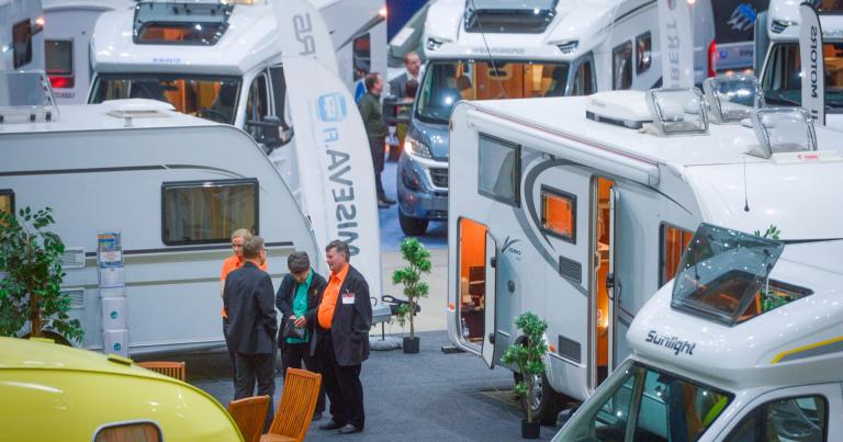 Tammikuun Helsingin Caravan-messut saa isommat tilat