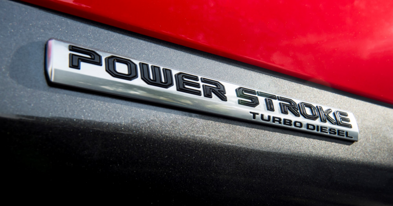 Fordin F-150-avolavaan ensimmäistä kertaa dieselmoottori