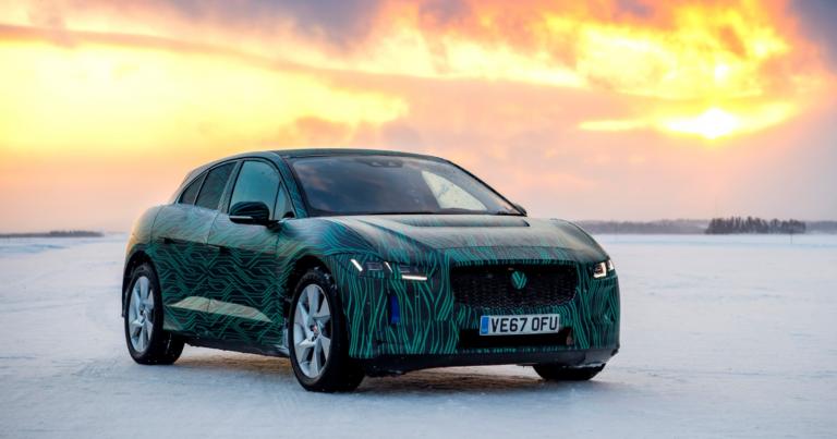 Jaguarin ensimmäinen täyssähköauto julkistetaan kuukauden päästä