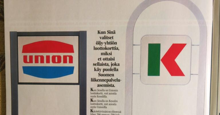 Päivän automainos: 1980-luvulla kilpailijat tekivät yhteistyötä – nyt ne ovat muisto vain!