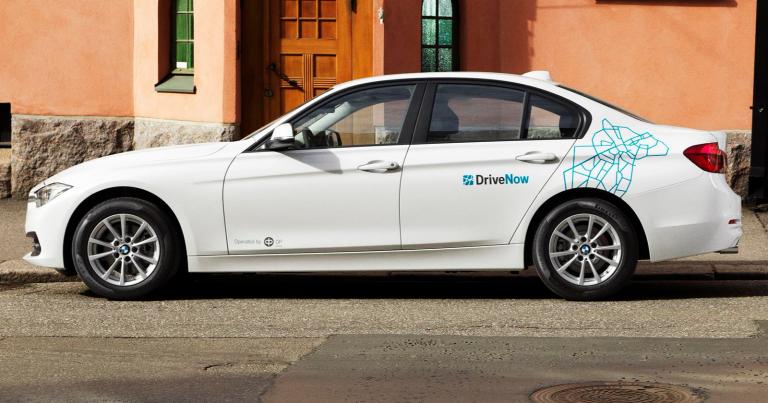 BMW otti DriveNow-yhteiskäyttöautoyrityksen kokonaan hallintaansa