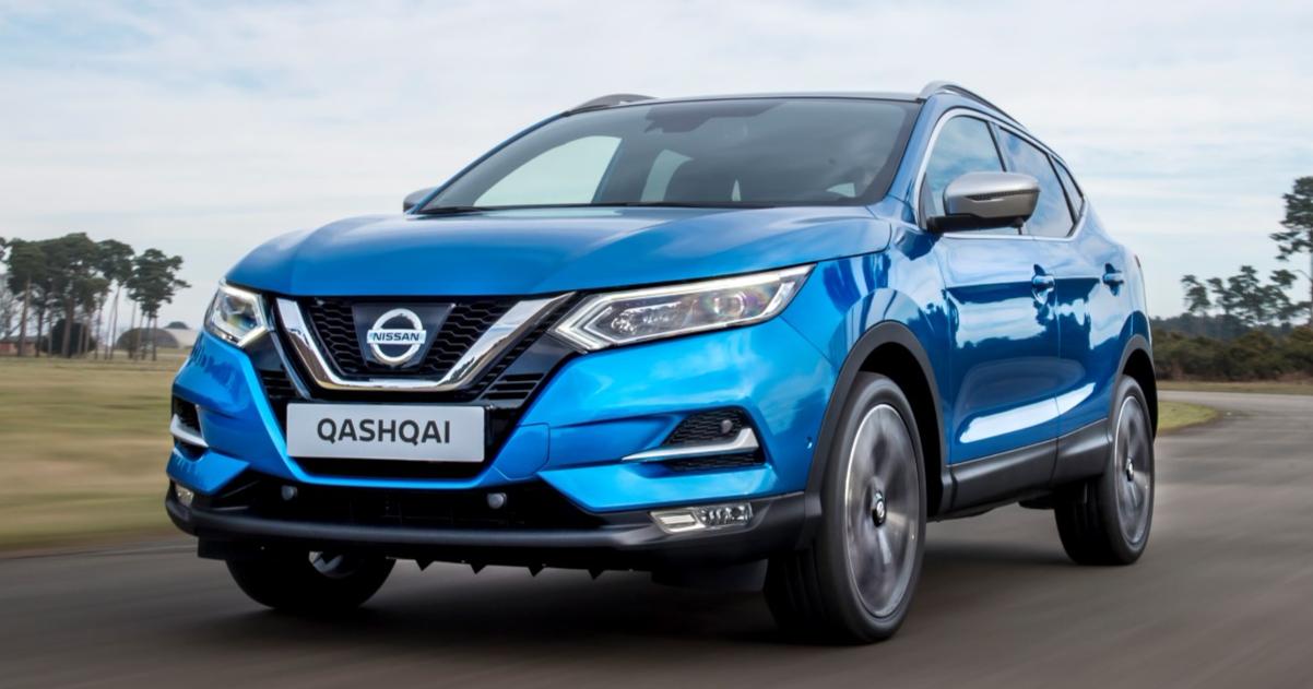 Nissan Qashqai Kestotesti