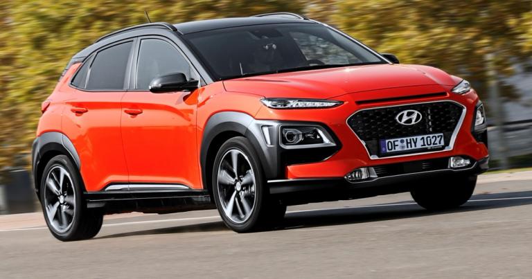 Hyundai Kona on nyt hinnoiteltu, halvin malli maksaa alle 22 000 €