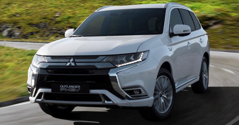 Mitsubishilta tulossa uusi ladattava Outlander