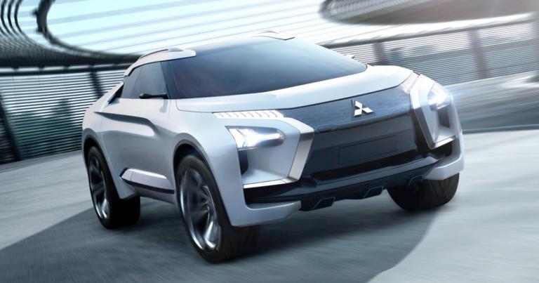 Mitsubishi tuo uuden sähköautokonseptin Geneveen