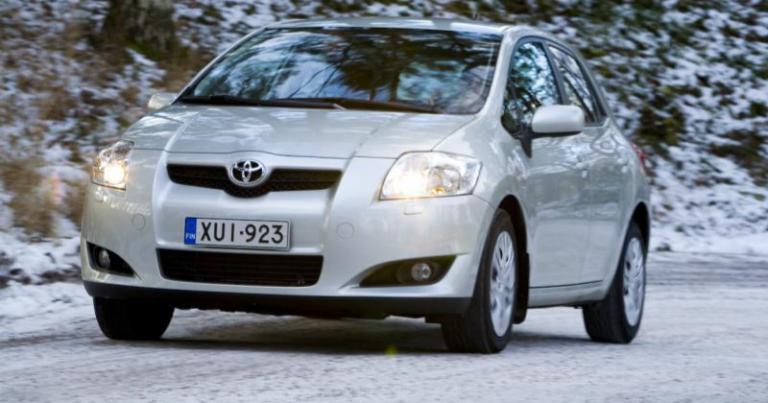 """Autotoday 10 vuotta sitten: """"Toyota porskuttaa kärjessä"""""""