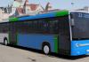 Helsingissä kokeillaan sähköbussin energiankulutusta vähentävää tekniikkaa