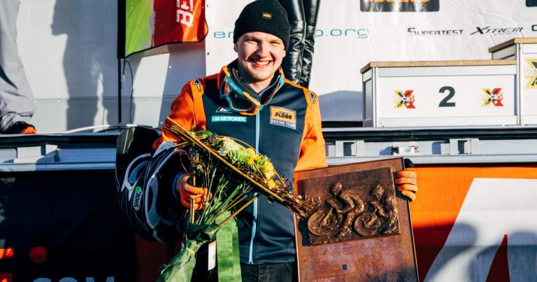 Päitsi: Aleksi Jukola ajoi ensimmäisen voittonsa Päijänneajossa