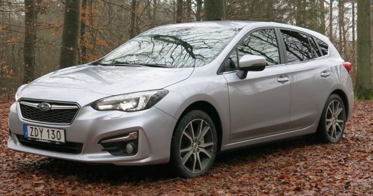 Autotoday tutustui: Subaru Impreza – miellyttävä paluumuuttaja