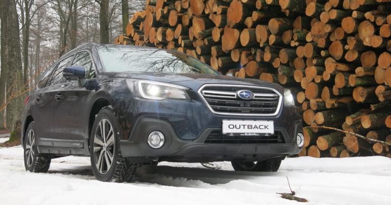Autotoday tutustui: Subaru Outback – ulkoa ja sisältä uudistunut