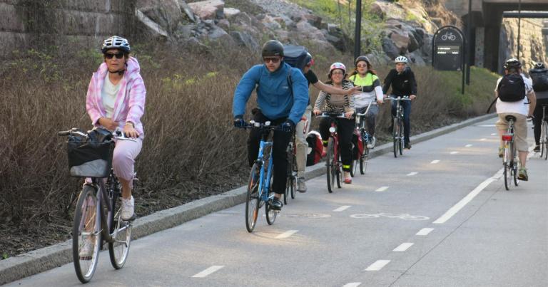 Pyöräliitto haluaa 100 miljoonaa euroa kävelylle ja pyöräliikenteelle