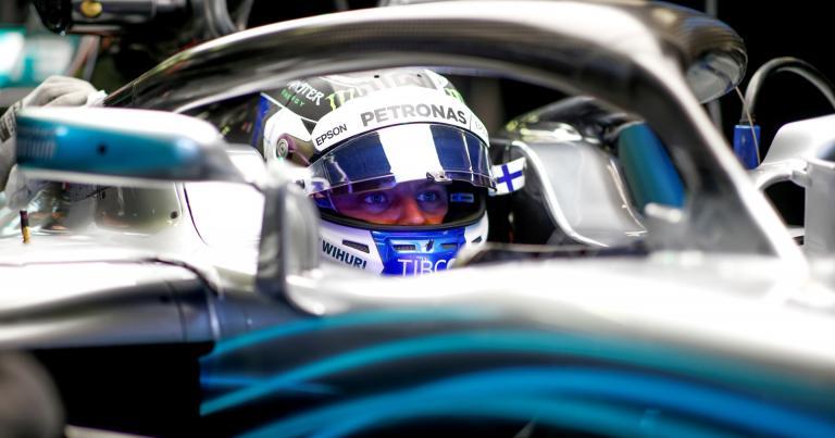 F1: Bottas toiseksi nopein Bahrainin ensimmäisissä harjoituksissa