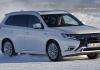 Mitsubishi esitteli uuden nelivetojärjestelmänsä Ivalossa