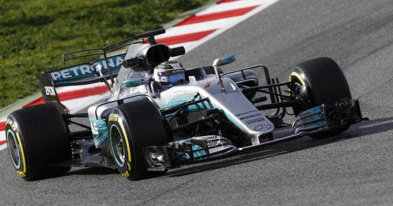 F1: Bottas hävisi viime vuonna Shanghain aika-ajoissa tuhannesosalla