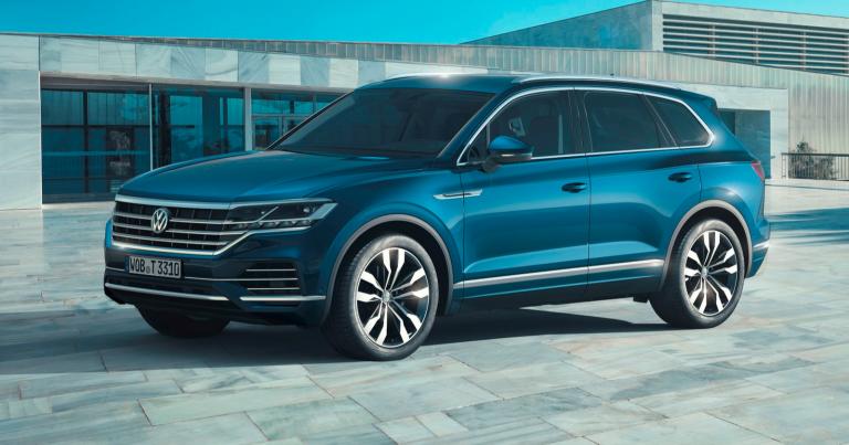 Uusi Volkswagenin lippulaiva tulee Suomeen kesällä