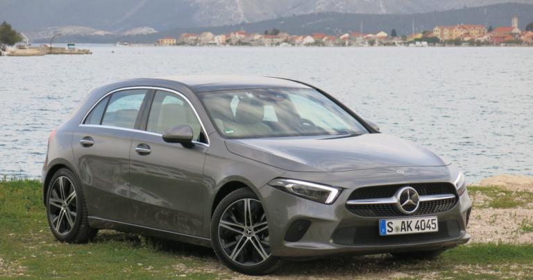 Autotoday tutustui: Uusi Mercedes-Benz A, ainesta Vuoden Auto Suomessa -finalistiksi
