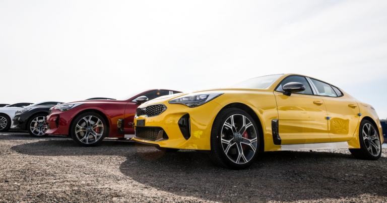 Kian kaikkien aikojen tehokkaimmat autot nyt Suomessa