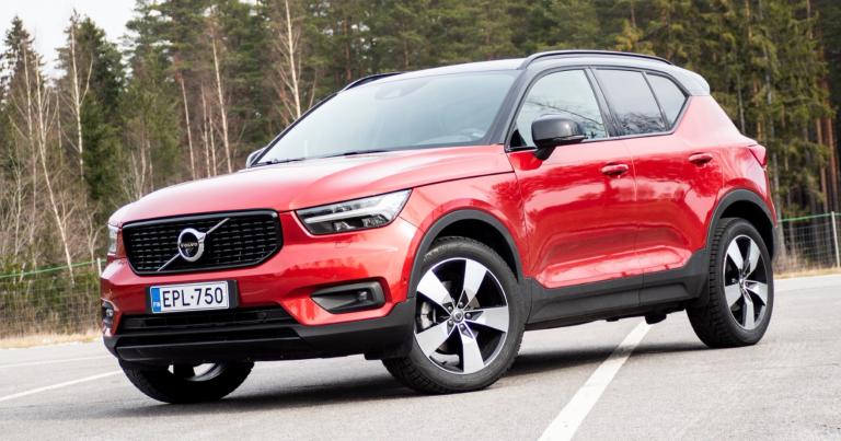 Autotoday testasi: Volvo XC40 T5 AWD R-Design aut.  — palkittu ihan syystä!