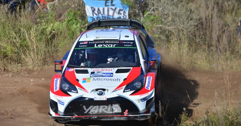 WRC: Argentiinan MM-ralli peruttu koronaviruksen takia