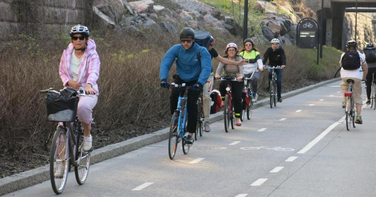 Pyöräliitto haluaa pyöräilylle ja jalankululle 60 miljoonan elvytyspakettia