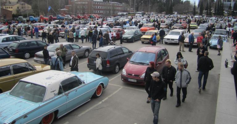 Tämän vuoden Classic Motorshow siirtyy koronan takia vuoteen 2022