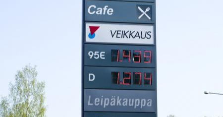 Joko sinulta meni polttoaineveron korotuksen kipuraja?